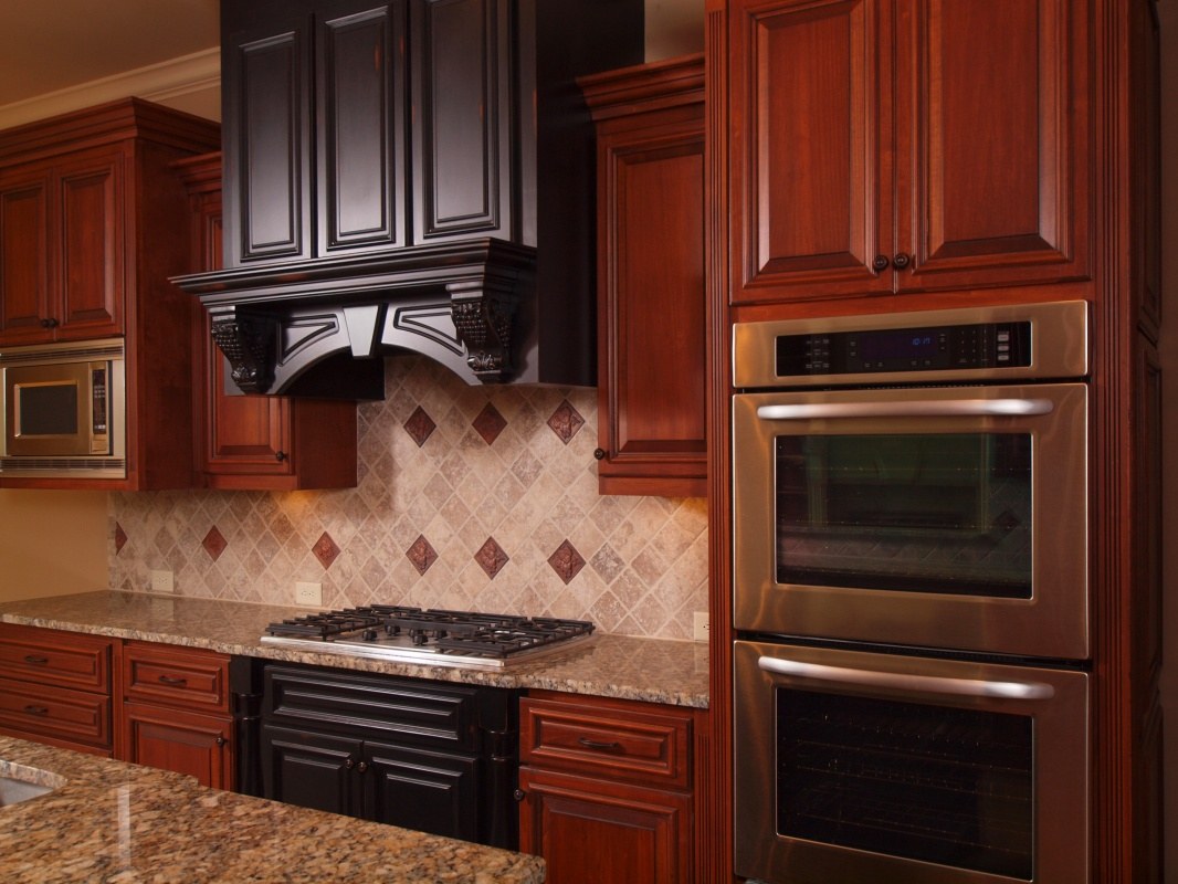 Professionally Crafted Kitchen Cabinets